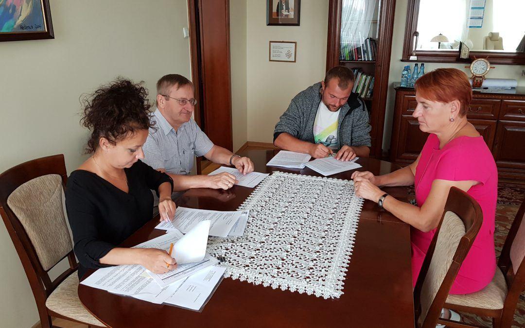 Budowa drogi w Kaszczorze ul. Winna Góra wraz z odwodnieniem