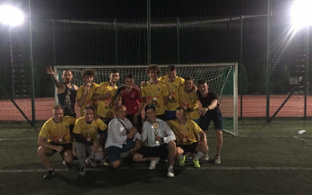 """""""Nocny Turniej Piłki Nożnej Mężczyzn"""" – wyniki"""