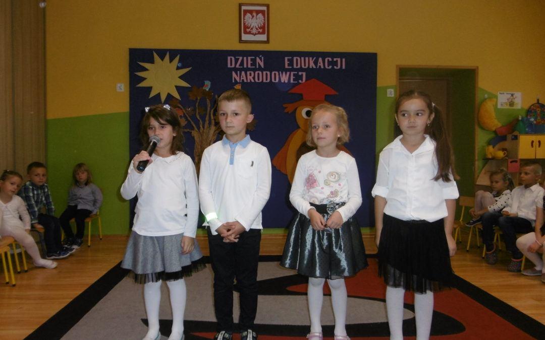 Dzień Edukacji w Przedszkolu w Mochach