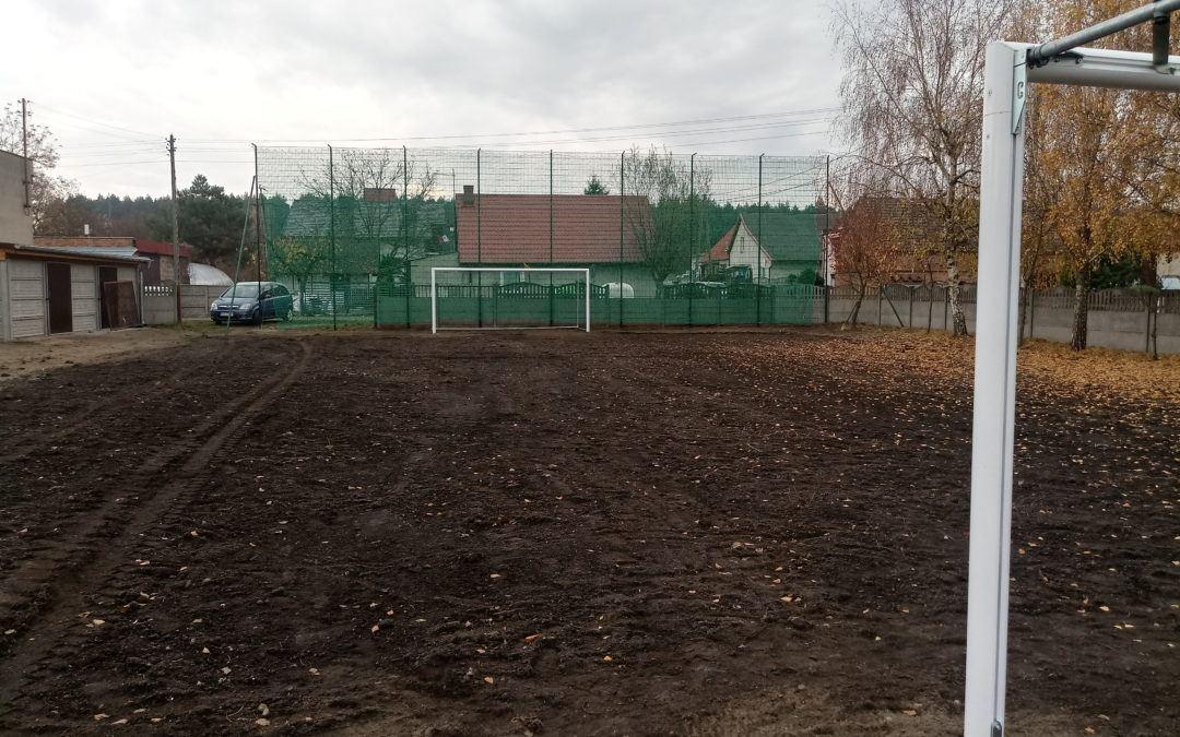 Powstało boisko sportowe w miejscowości Nowa Wieś