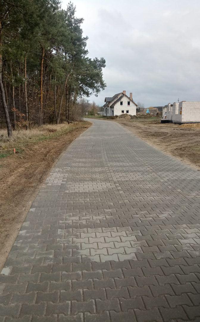 Zakończono budowę drogi gminnej Bucz – Barchlin