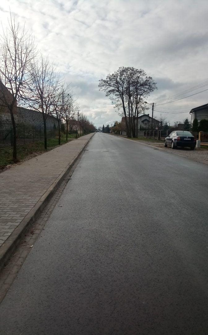 """Możliwość dofinansowania inwestycji pn.:"""" Przebudowa drogi gminnej-  ul. Lipowej wraz z przebudową kanalizacji deszczowej w miejscowości Popowo Stare"""""""