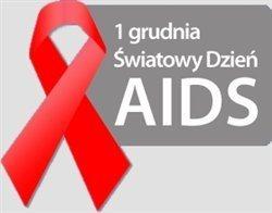 1grudnia- Światowy Dzień AIDS