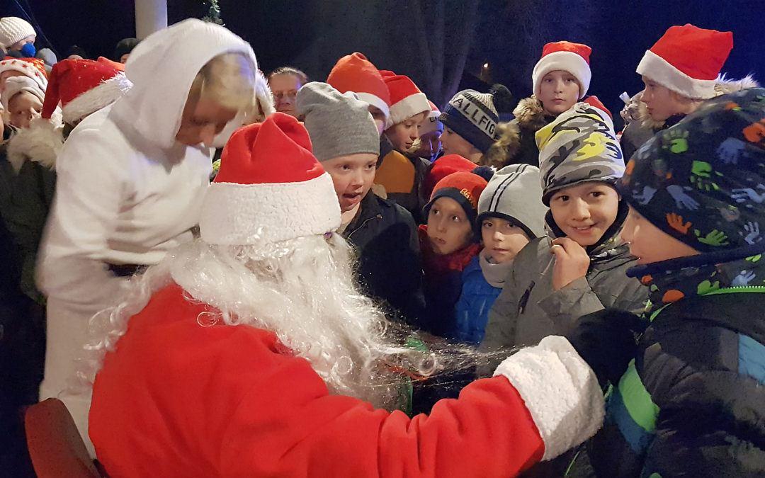 Moc prezentów do Św. Mikołaja w Przemęcie