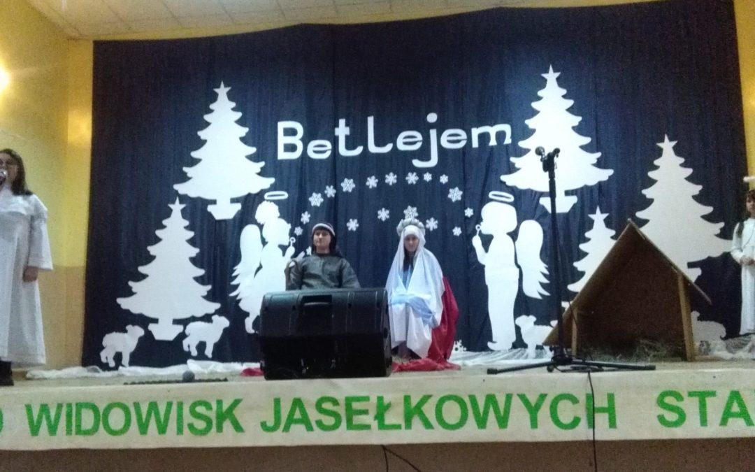 XXII Gminny Przegląd Widowisk Jasełkowych- Starkowo 2019