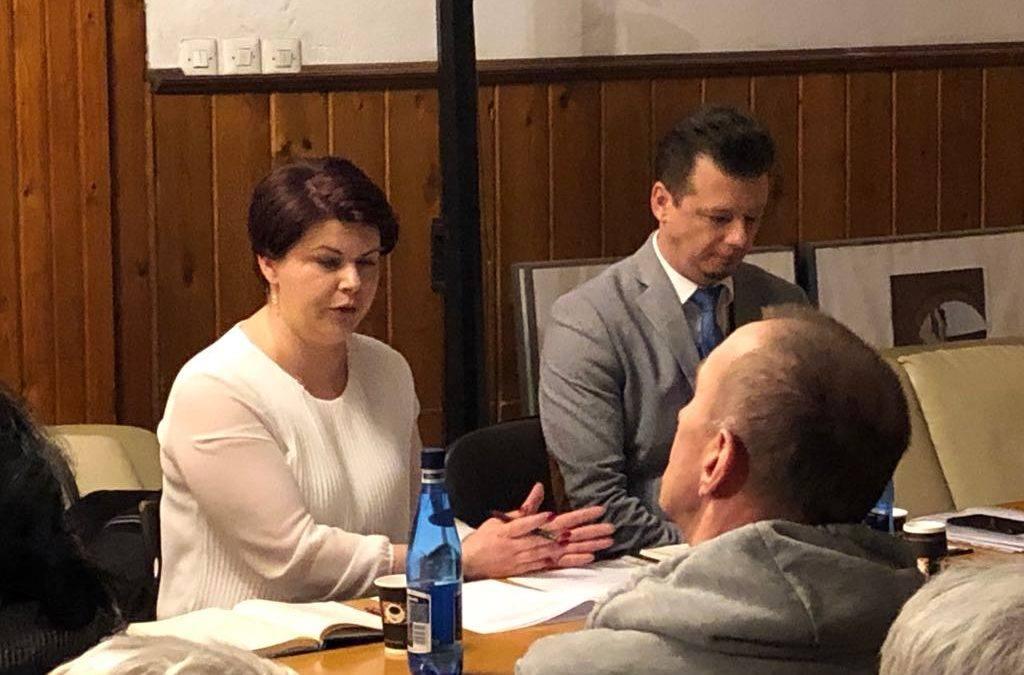 Wybory sołtysa i rady sołeckiej w Wieleniu