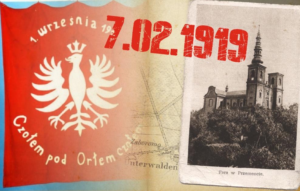 Setna rocznica przysięgi Kompanii Przemęckiej oraz wyzwolenia Kaszczoru