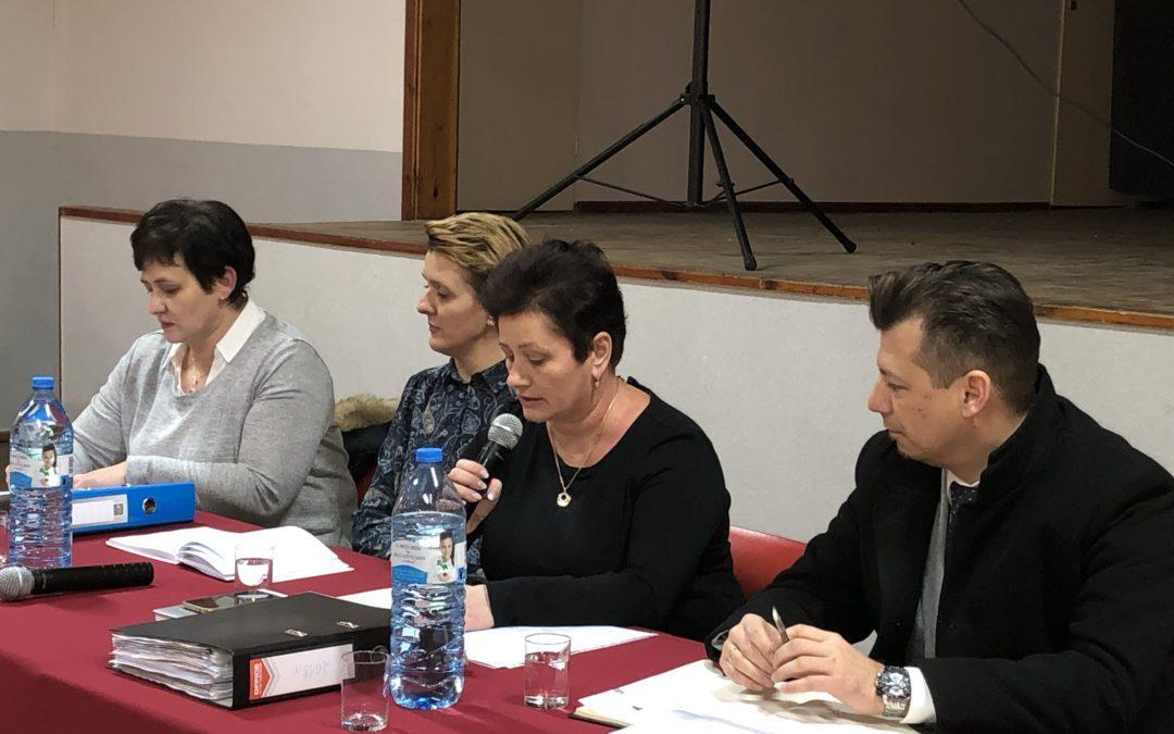 Bez zmiany sołtysa w Kluczewie