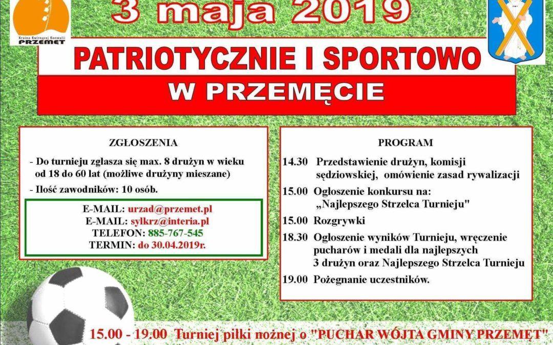 Patriotycznie i sportowo na orliku. Zapraszamy!!!
