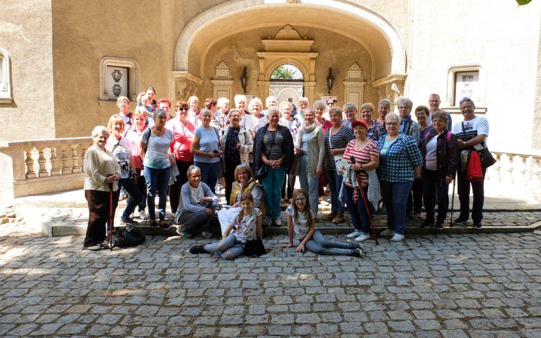 Wycieczka Seniorów do Gołuchowa