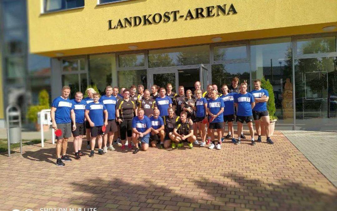 XI Turniej Tenisa Stołowego w Bestensee