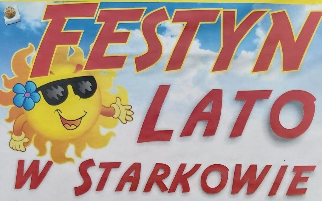 Sołectwo Starkowo zaprasza na festyn