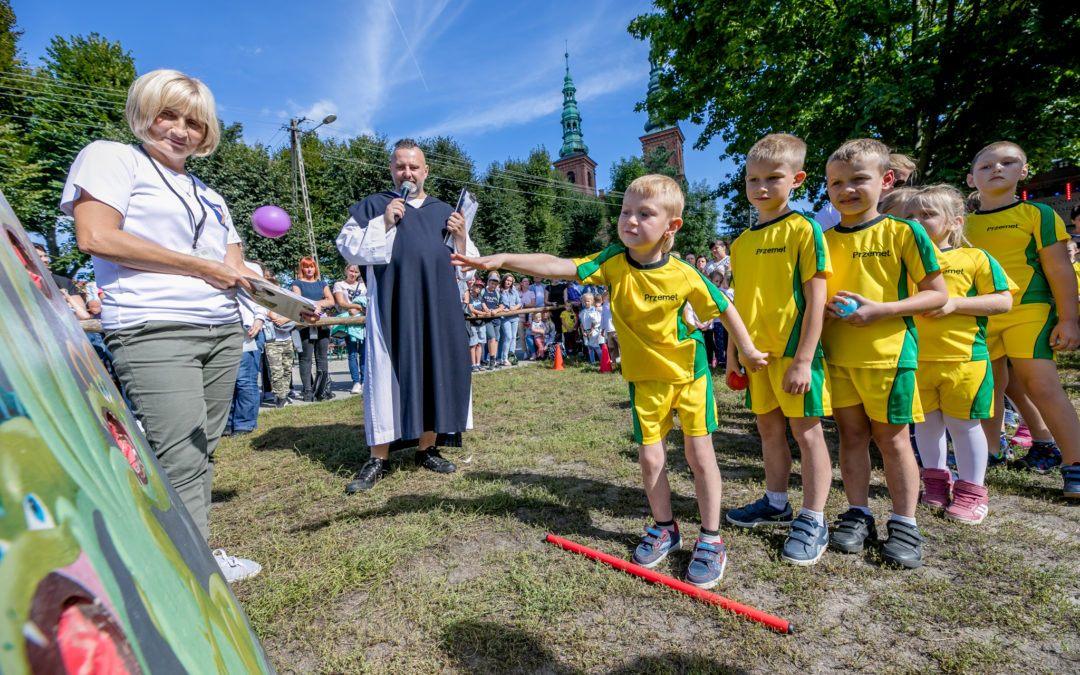 II Olimpiada Cysterska – IX Średniowieczny Jarmark Cysterski w Przemęcie