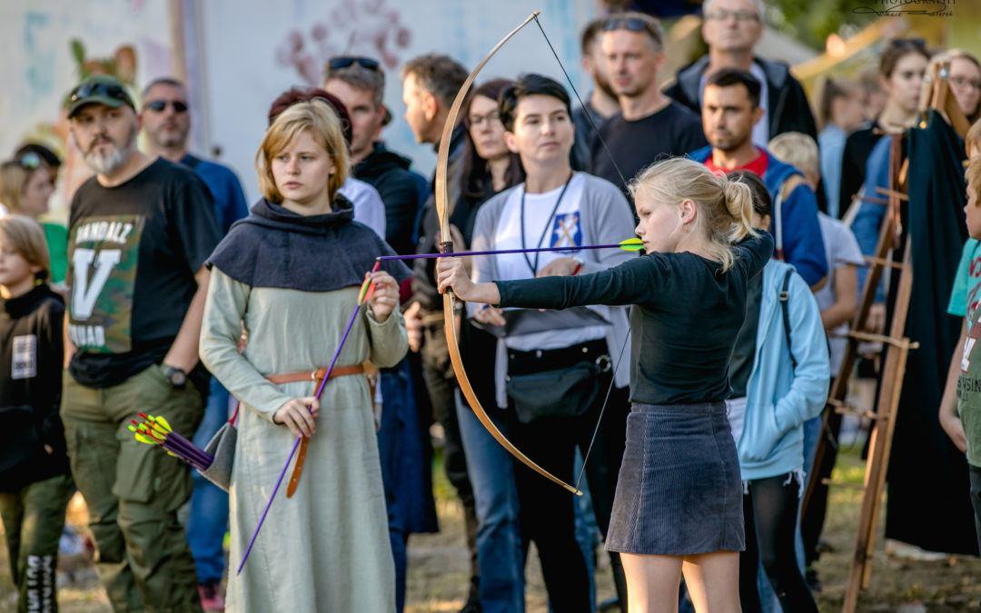III Turniej Łuczniczy o Złota Konwalię – IX Średniowieczny Jarmark Cysterski