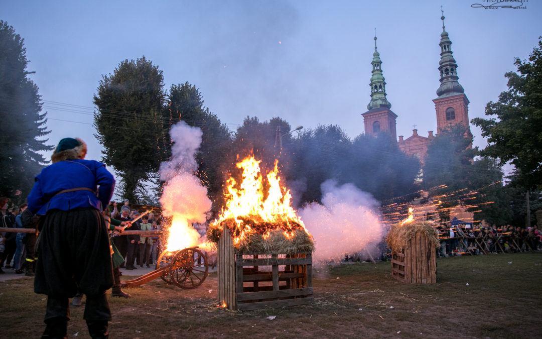 Inscenizacje historyczne – IX Średniowieczny Jarmark Cysterski