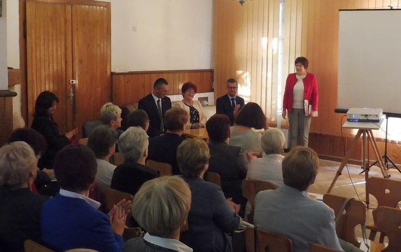 Inauguracja roku akademickiego UTW w Przemęcie