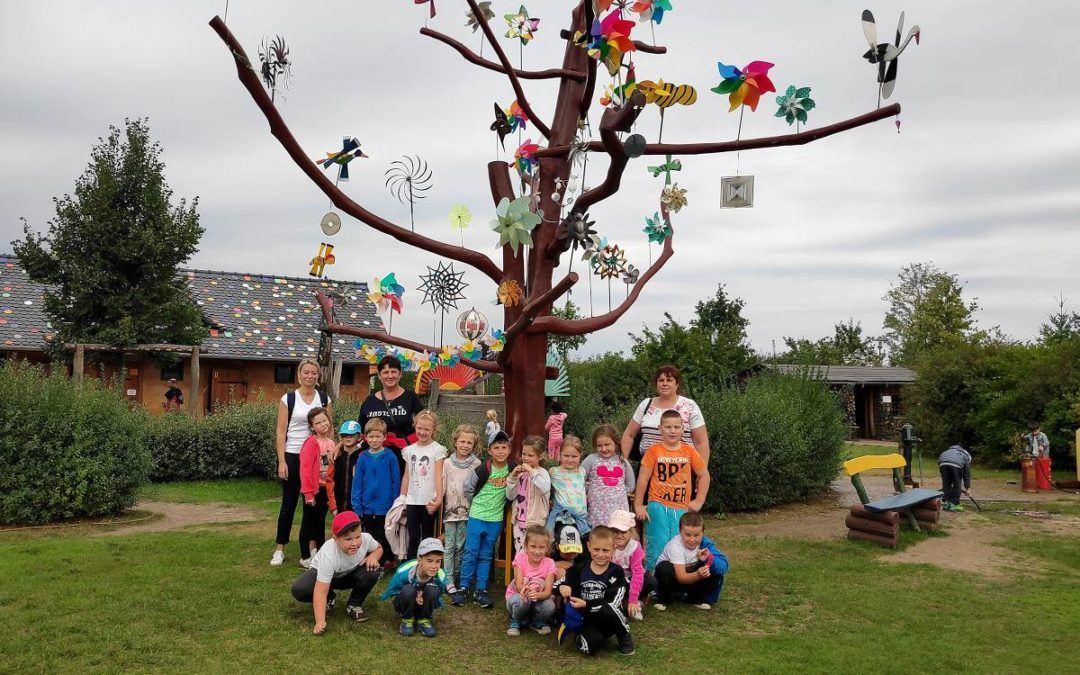 Wycieczka przedszkolaków do Niemiec