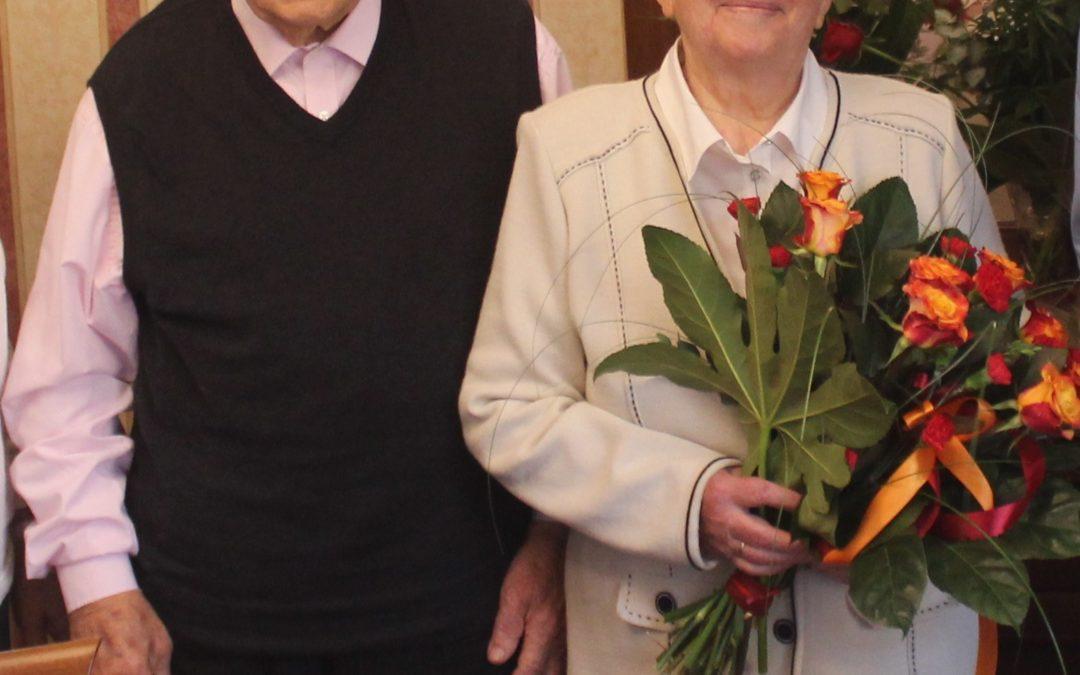 Jubileusz 65-lecia pożycia małżeńskiego