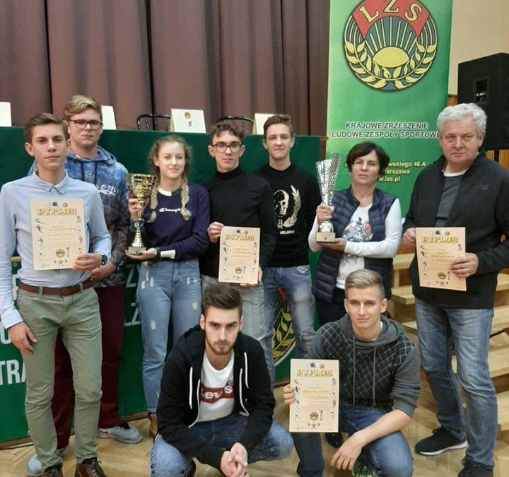 Finał Centralny Ogólnopolskiej Olimpiady Wiedzy Turystyczno-Krajoznawczej w Zakopanem