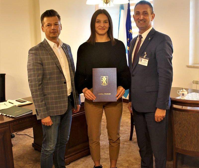 Katarzyna Sobierajska na Mistrzostwach Świata w Kazachstanie