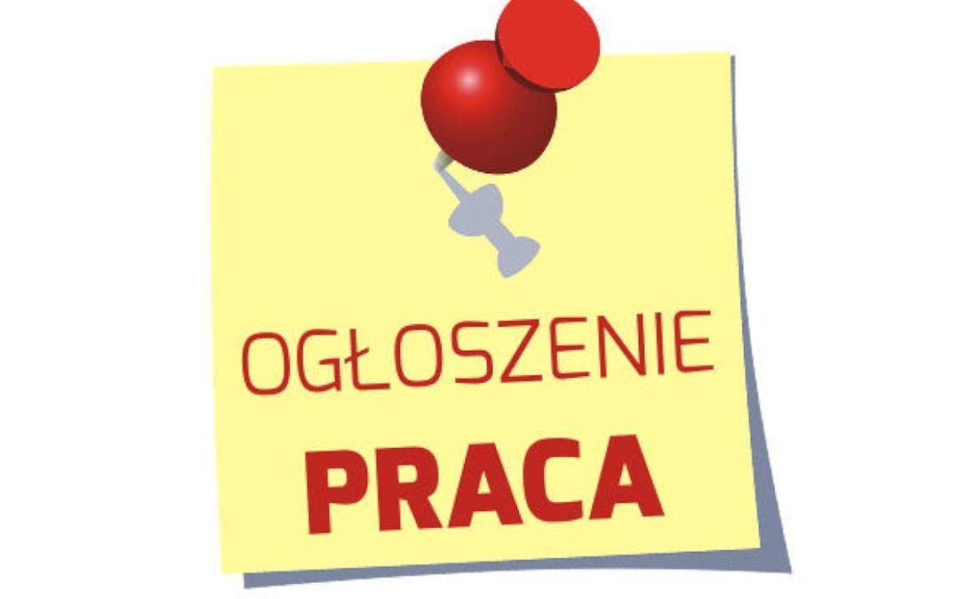 Dyrektor Gminnego Żłobka w Błotnicy ogłasza nabór na stanowisko Główny Księgowy/Specjalista ds. kadr i płac