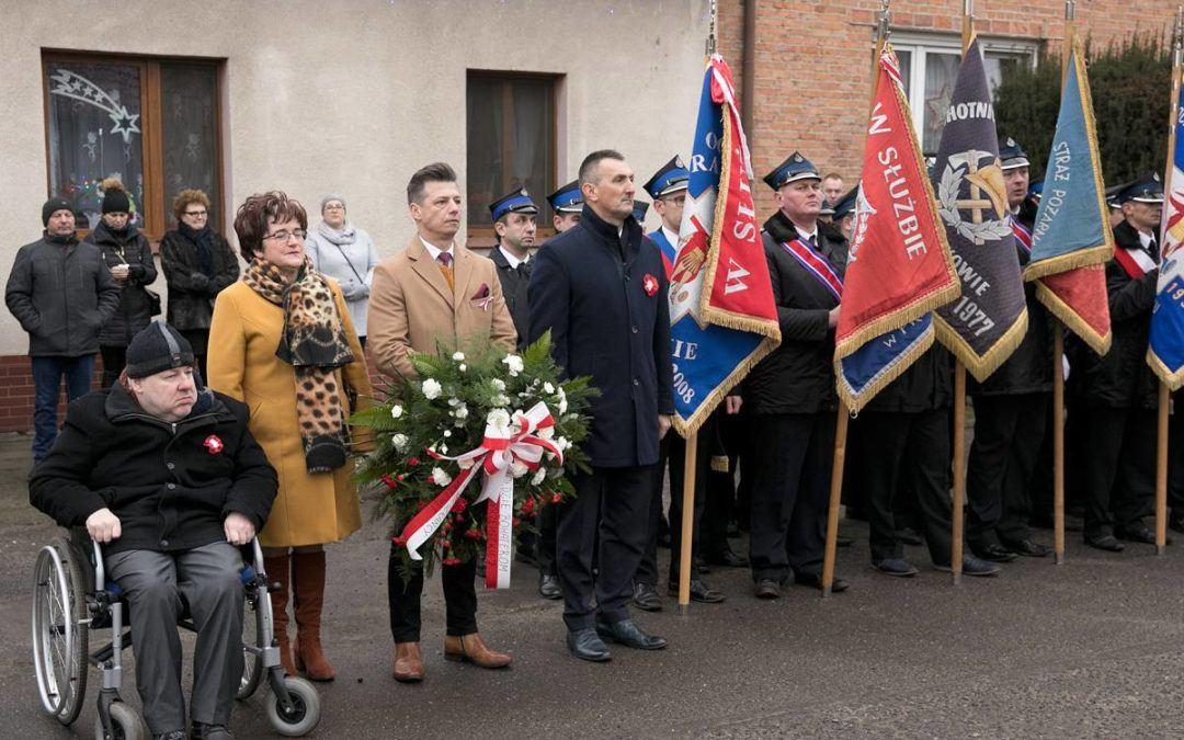 Uroczyste obchody 101. rocznicy powstania Kompanii Przemęckiej i wyzwolenia Przemętu