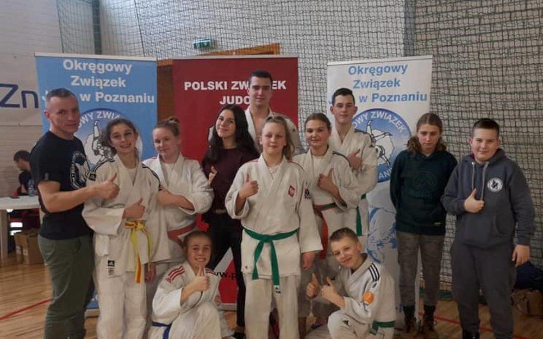 Grad Medali na Mistrzostwach Wielkopolski w Judo w Poznaniu