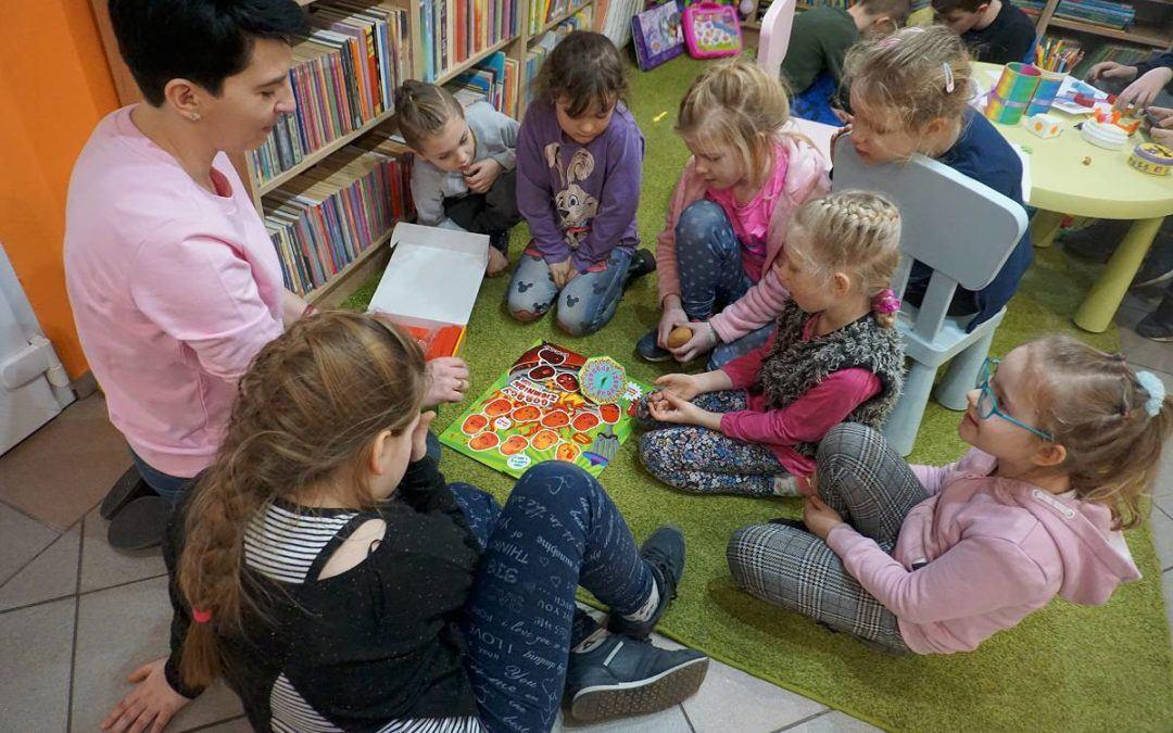 Angielskie klimaty na feriach w Gminnym Centrum Kultury i Bibliotece w Przemęcie