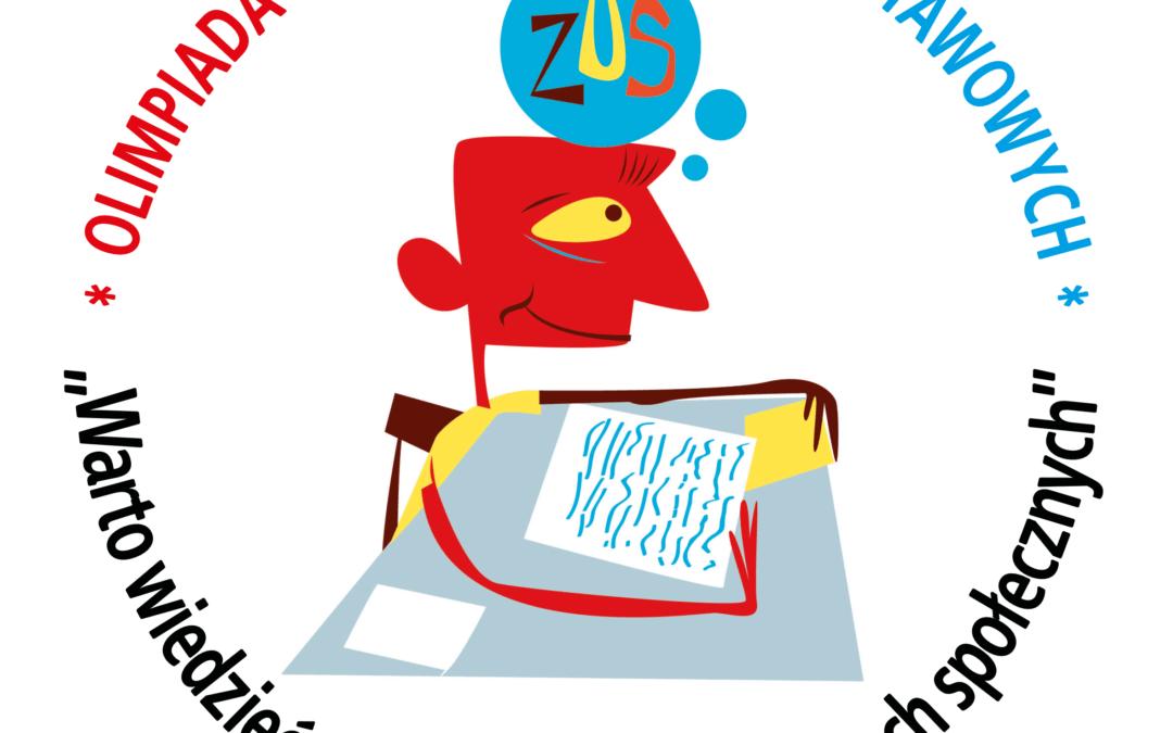 """VI edycja Olimpiady """"Warto wiedzieć więcej o ubezpieczeniach społecznych"""""""