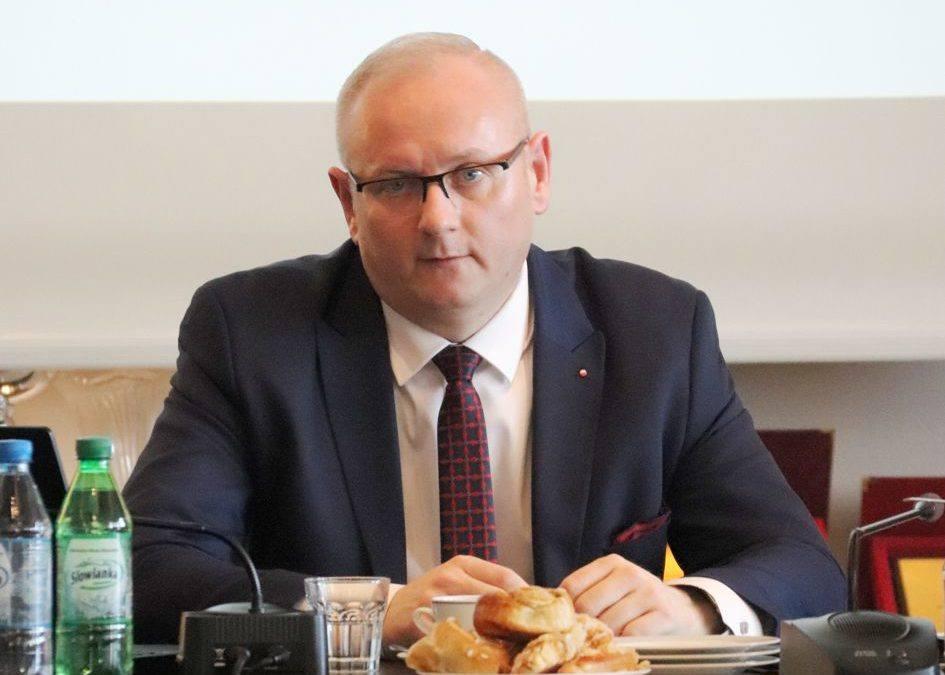 Spotkanie z Wojewodą Wielkopolskim