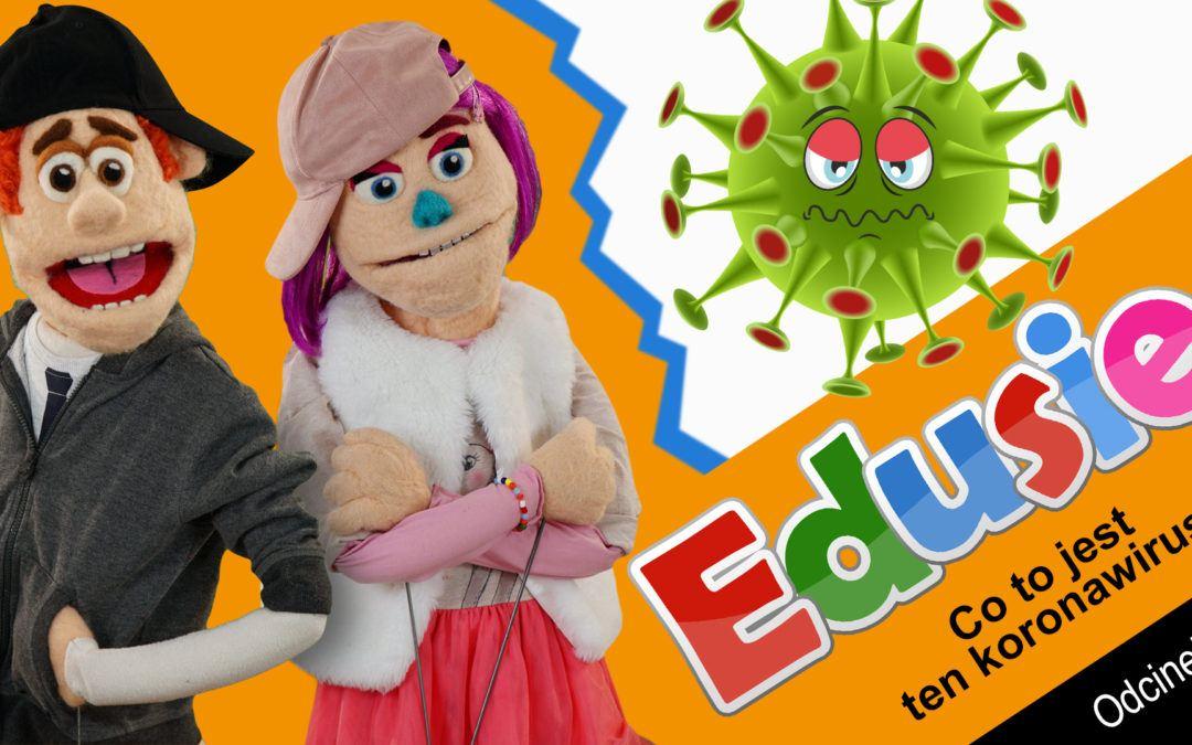 EDUSIE – uczymy i bawimy. Zapraszamy do oglądania!