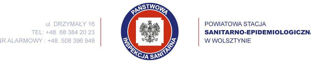 Informacja od Państwowego Powiatowego Inspektora Sanitarnego w Wolsztynie